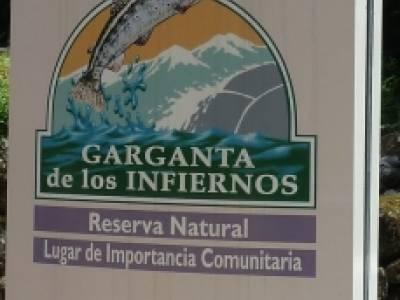 Parque Nacional Monfragüe - Reserva Natural Garganta de los Infiernos-Jerte;excursiones de senderis